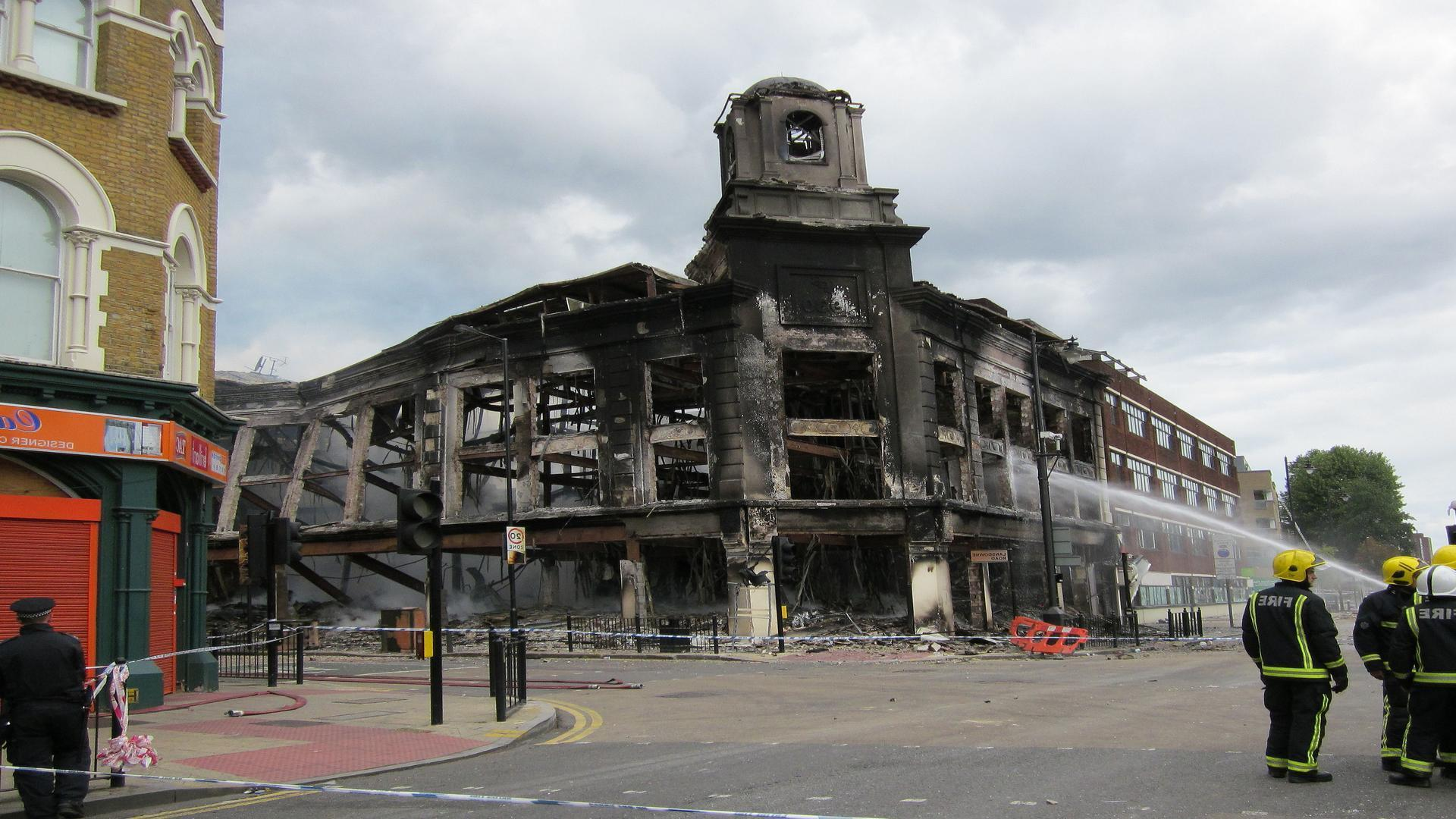 The England Riots Information