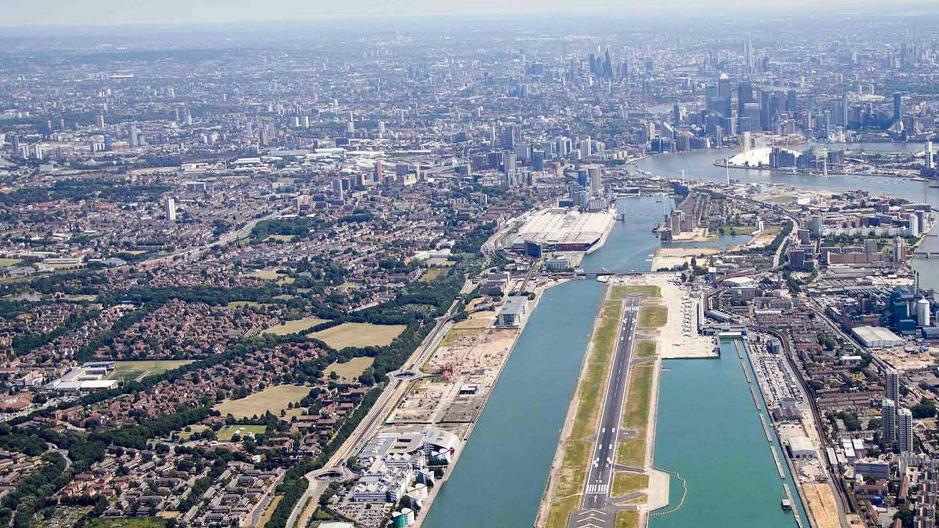 The London City Airport Information