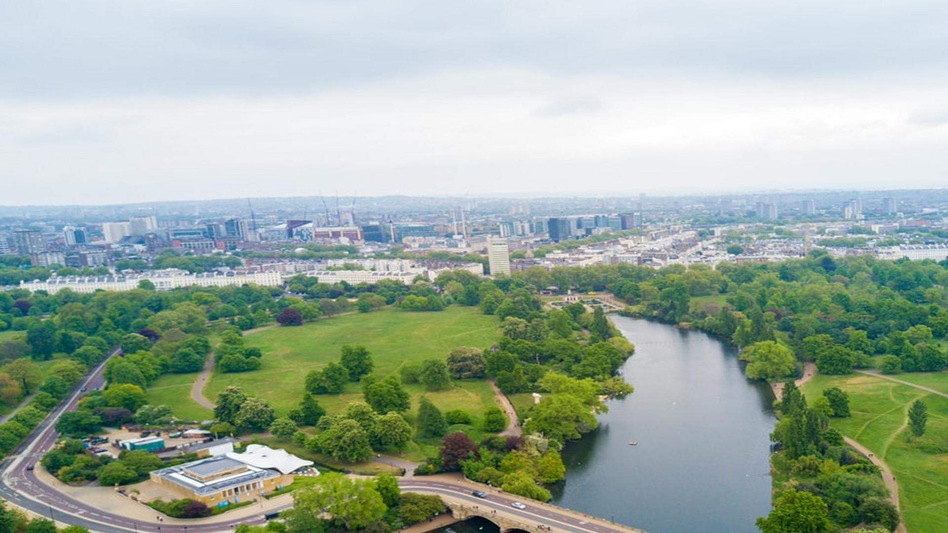Top Parks In London